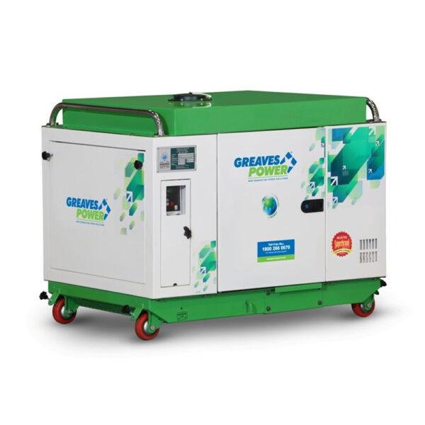 greaves-power-Generator-India