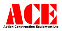 Action Construction Equipment logo