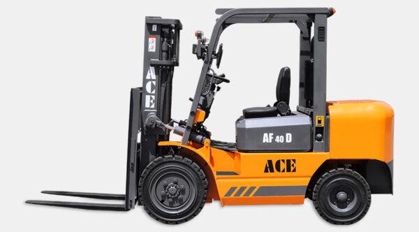ACE Forklift trucks LOGO