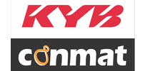 KYB-Conmat batching plant logo