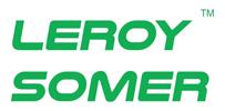 Leroy-Somer-generator-logo